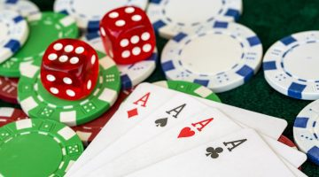 black jack roulette craps