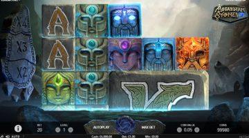 Asguardian Stones slot spel recension