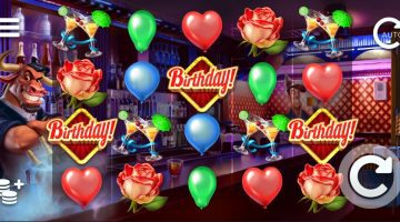Betsafe casino birthday slot