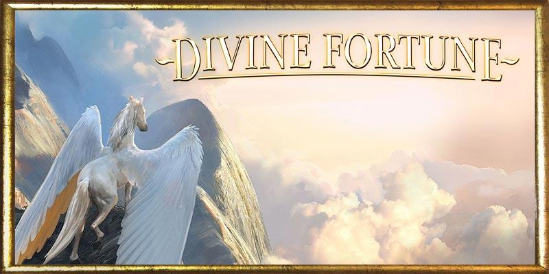 spela Divine Fortune hos www.spelacasino.com