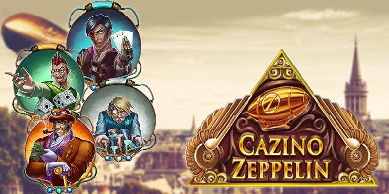 Cazino Zeppelin hos www.spelacasino.com