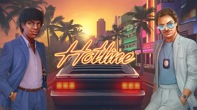 Läs recensionen om Hotline hos www.spelacasino.com