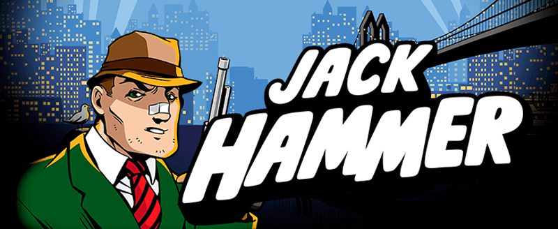 Jack Hammer, slotten du inte får missa!