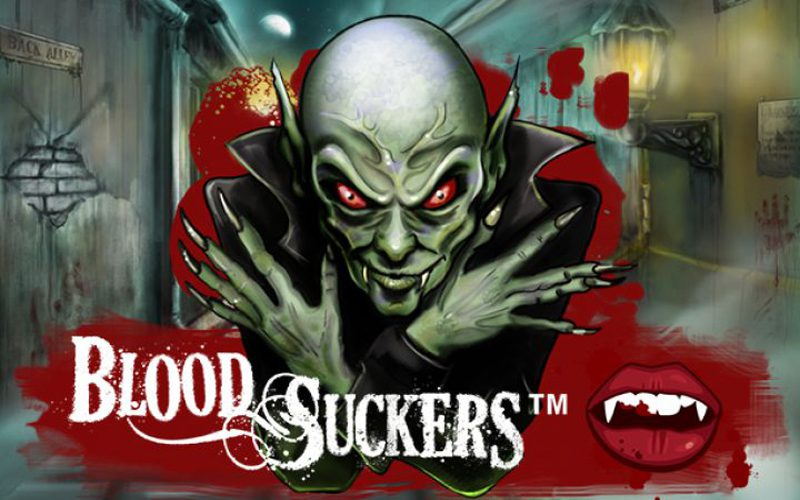 Läs recensionen om Blood Suckers hos www.spelacasino.com