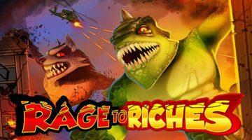 Läs om slotspelet Rage to Riches här