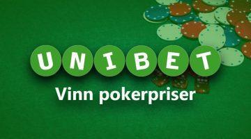Vinna sjyssta pokerpriser med Unibet