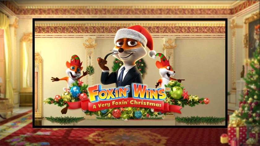 Jul hemma hos Familjen Fox