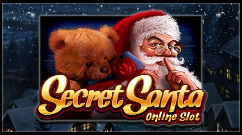 Läs allt om onlineslotten Secret Santa hos www.spelacasino.com