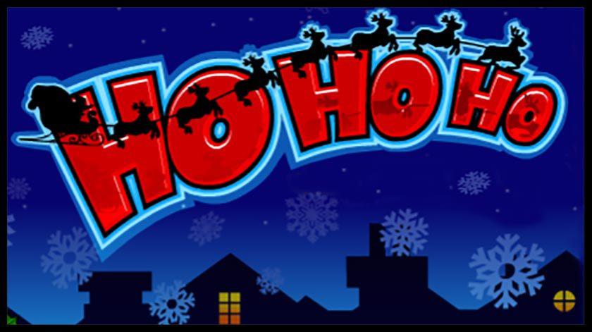 Läs allt om slotspelet Ho ho ho hos www.spelacasino.com