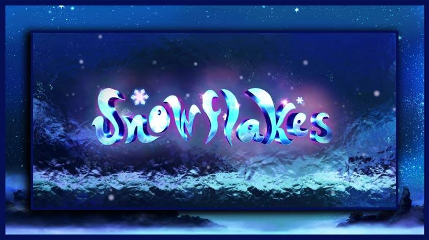 Vintriga slotspel med unika snöflingor