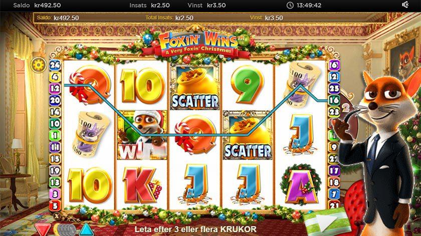 Spännande spelupplägg hos Familjen Fox, läs mer hos www.spelacasino.com